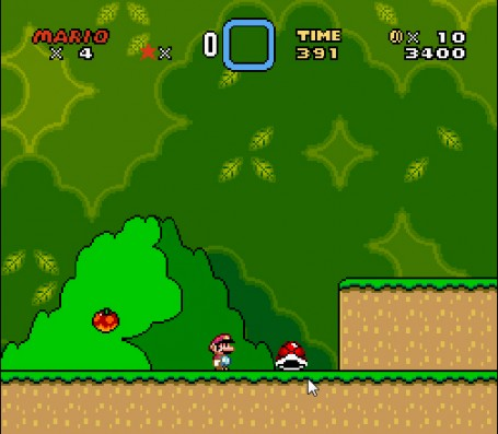 super mario world emulator snes completeroms