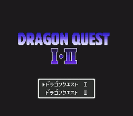 Dragon Quest 1 and 2