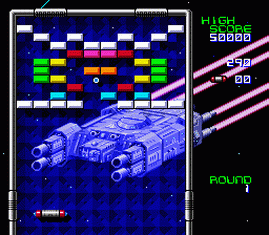 Arkanoid - Doh It Again