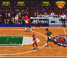 NBA Jam - Tournament Edition