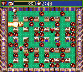 Super Bomberman 5