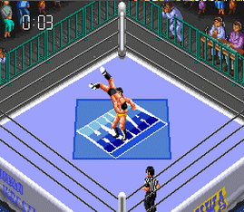 Super Fire Pro Wrestling 3 - Final Bout