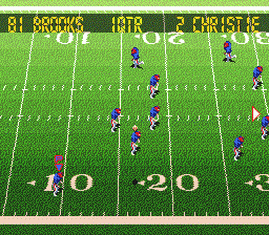 Tecmo Super Bowl 3 - Final Edition