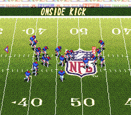 Tecmo Super Bowl 2 - Special Edition